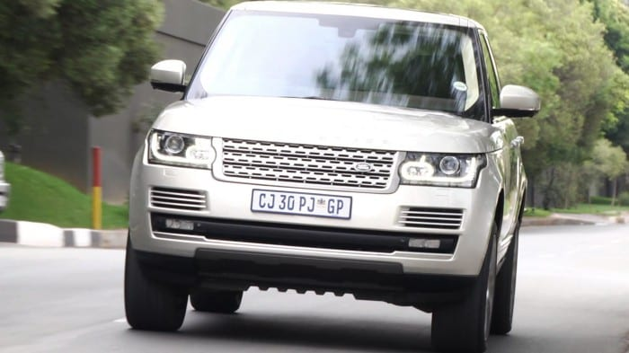 Range Rover Dust - Surf4cars