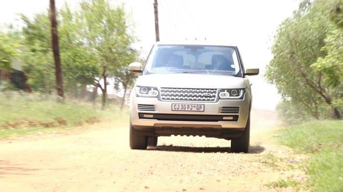 Range Rover Left - Surf4cars