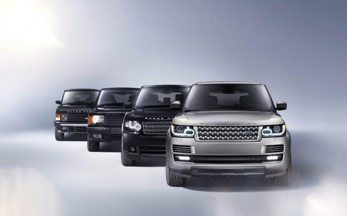 Range Rover Heritage - Surf4cars
