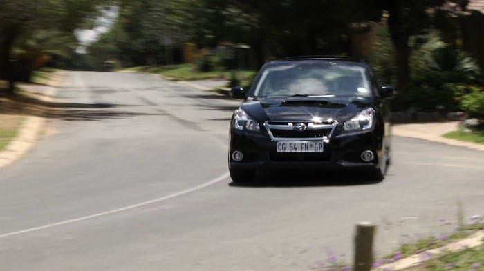 Subaru Legacy Motion - Surf4cars