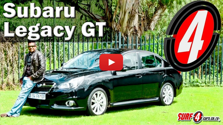 Subaru Legacy 2.5 GT (2013): Video Review – Surf4cars