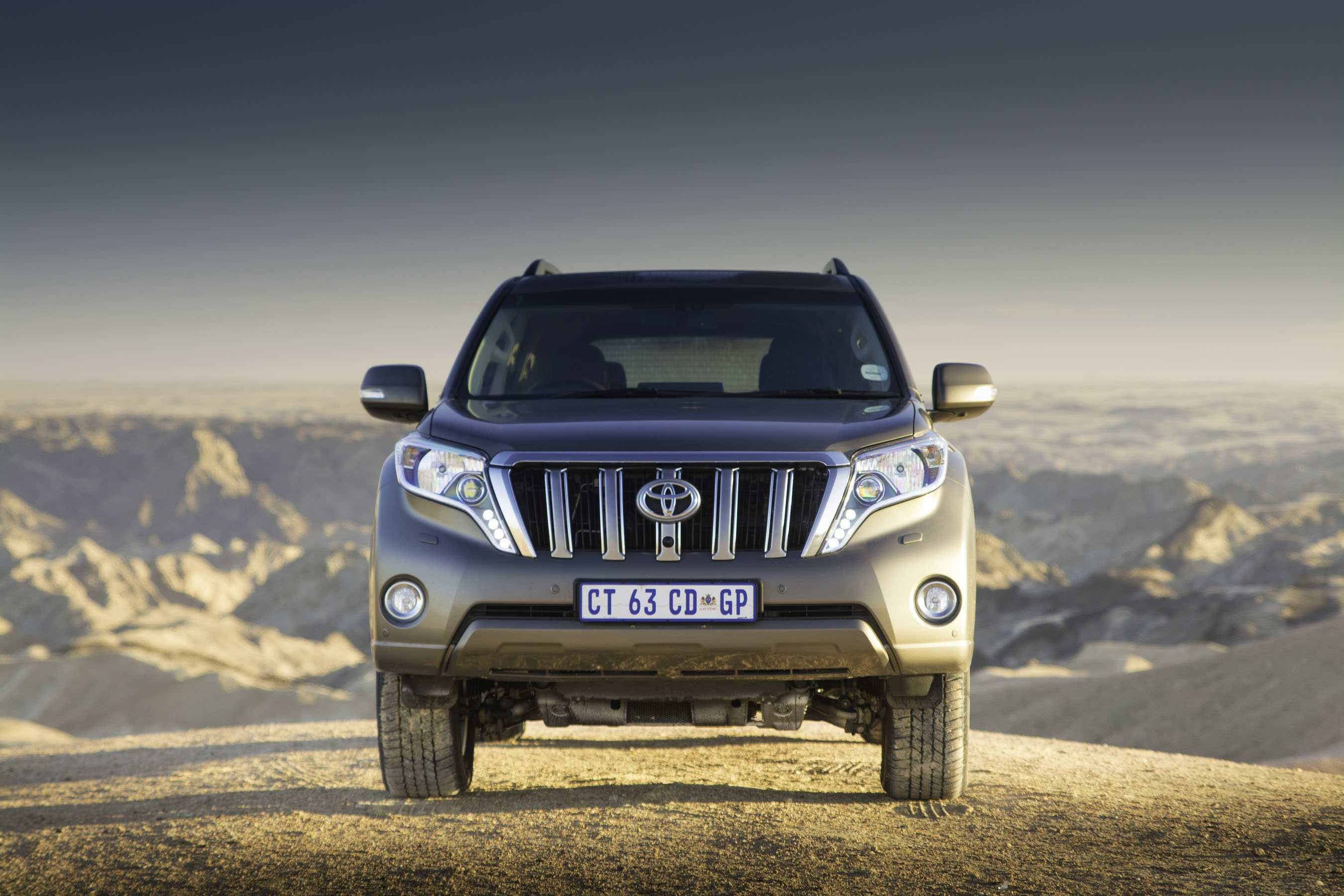 Updated Land Cruiser Now Available: Latest News - Surf4cars ...
