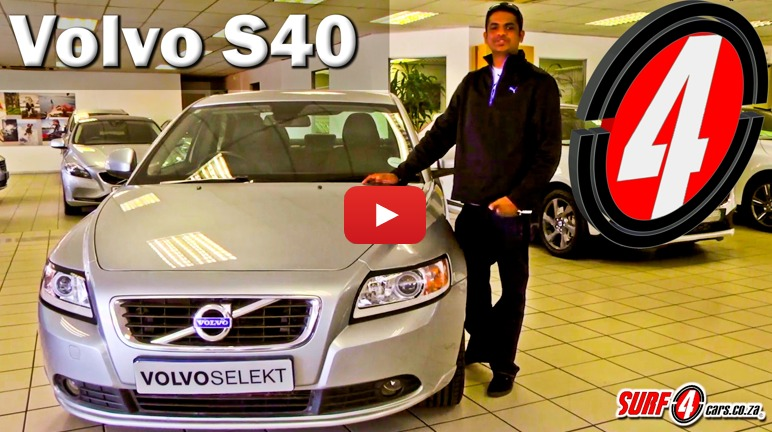 Volvo S40 2.0 Powershift (2012): Used Car Video Review – Surf4cars