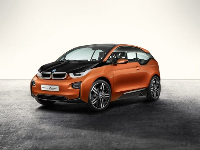 2014 BMW i3 - Surf4cars