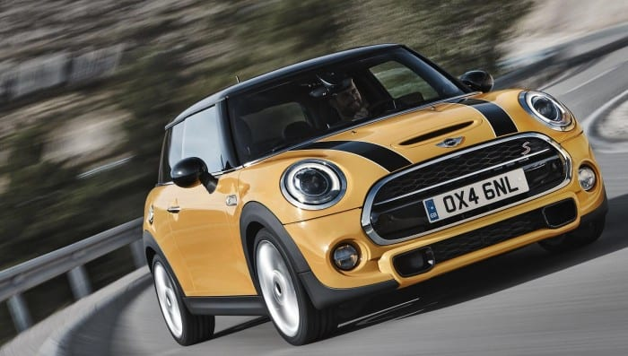 2014 Mini Cooper - Surf4cars