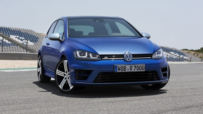 2014 Volkswagen Golf R - Surf4cars