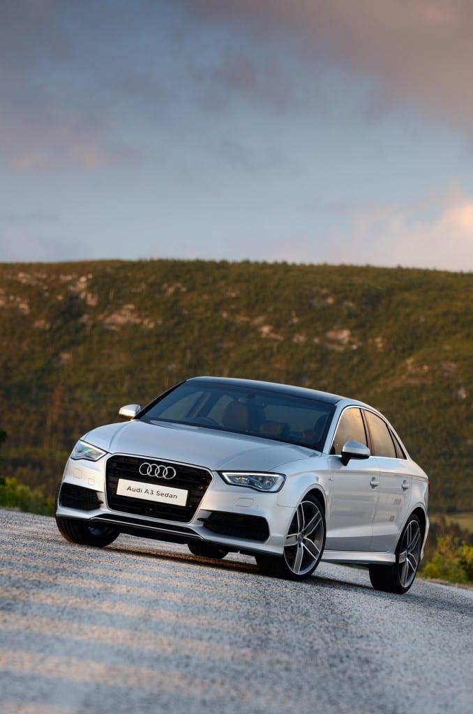 Audi A3 Sedan Headline - Surf4cars