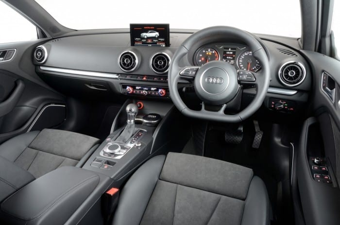 Audi A3 Sedan 14 TFSI 2014 New Car Review  Surf4carscoza