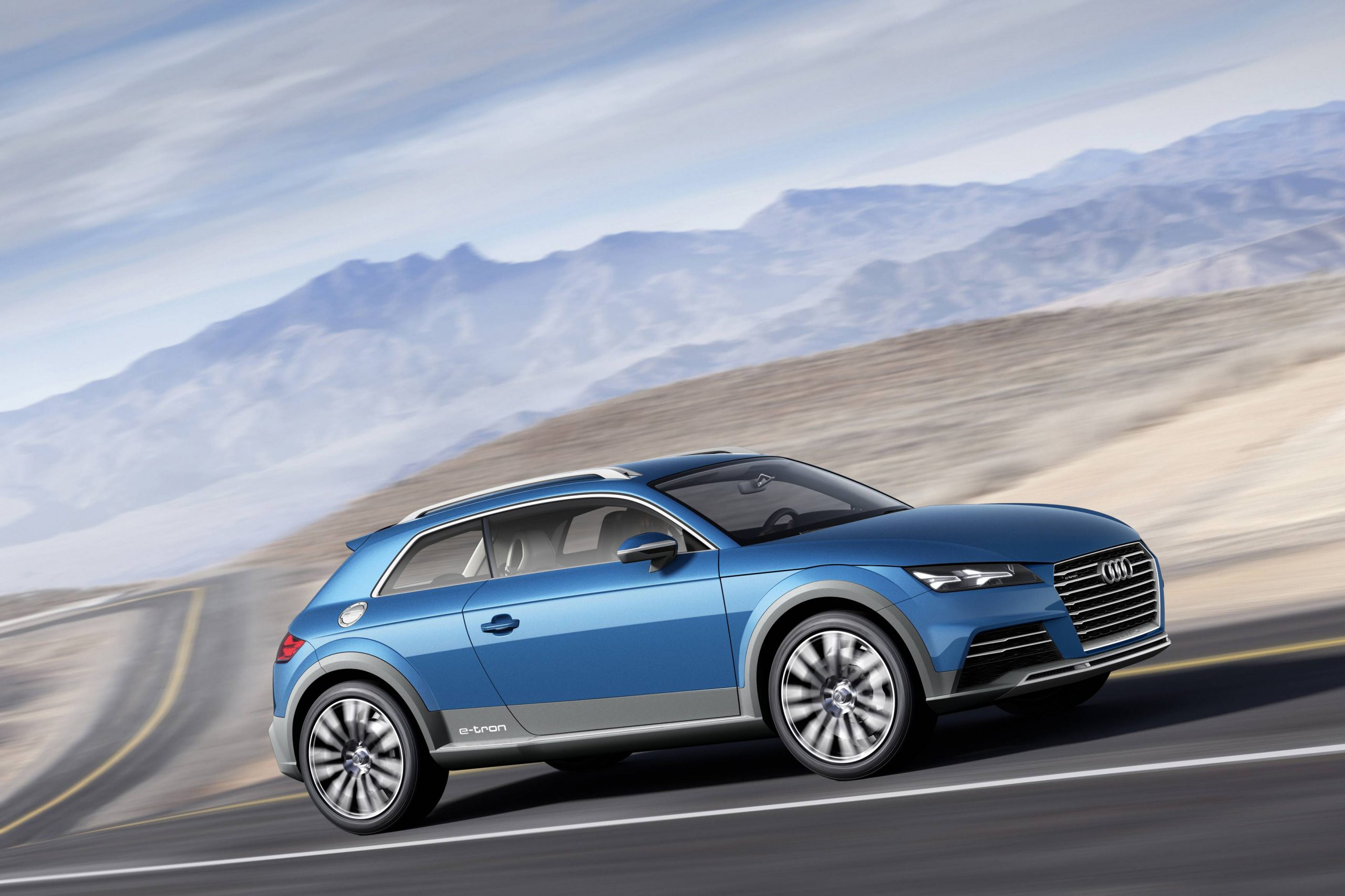 Audi's 300kW Shooting Brake: Latest News – Surf4cars
