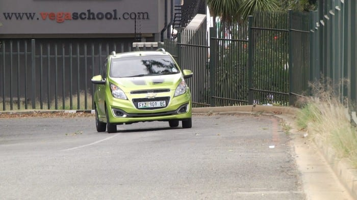 Chevrolet Spark On Road - Surf4cars