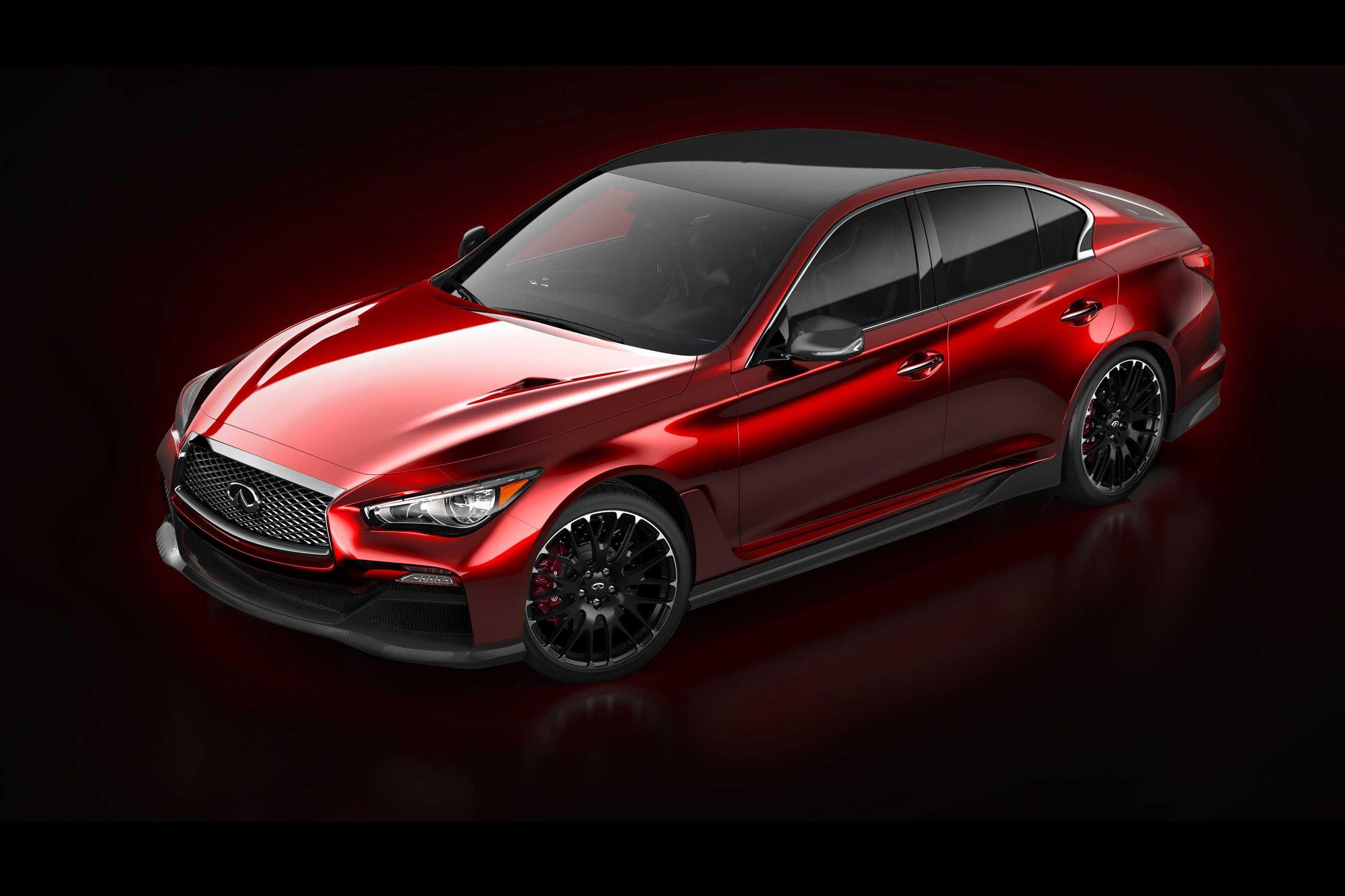 Infiniti Shows Racy Q50 Concept: Latest News – Surf4cars