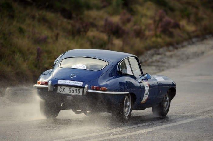 Jaguar Simola Hillclimb E-Type - Surf4cars