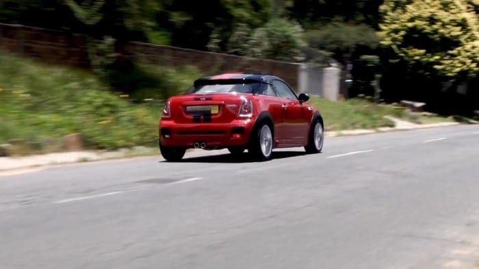 Mini Coupe Rear
