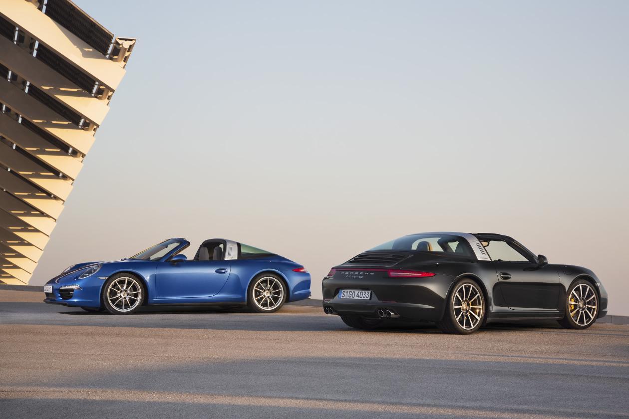 Porsche Revives The Targa: Latest News – Surf4cars