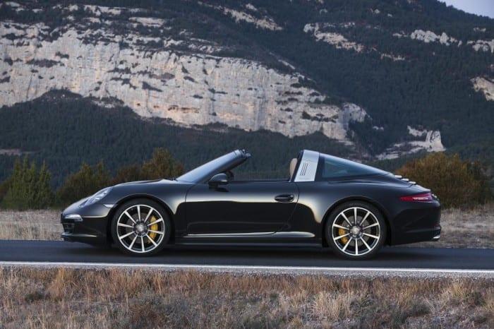 Porsche 911 Targa - Surf4cars