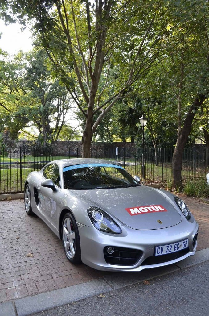 Porsche Cayman - Surf4cars