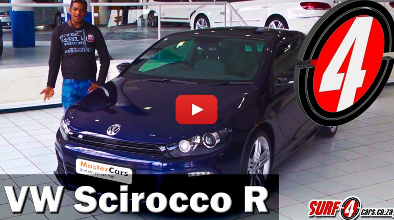 Volkswagen Scirocco R (2013): Video Review – Surf4cars
