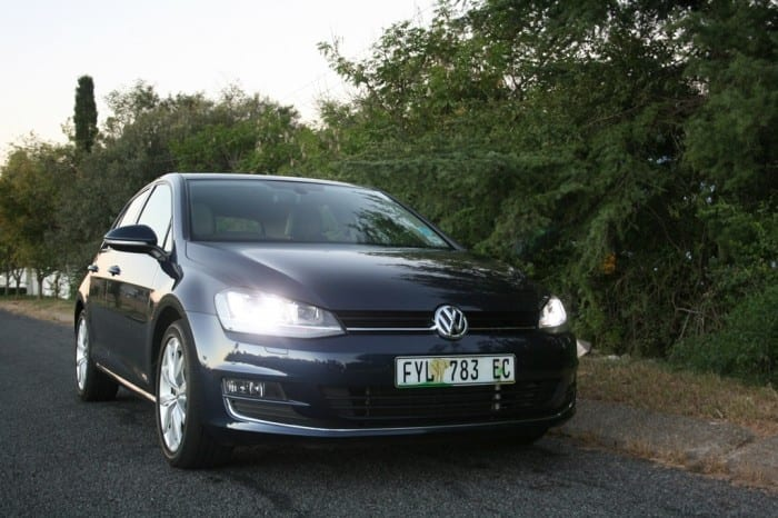 Volkswagen Golf 7 - Surf4cars