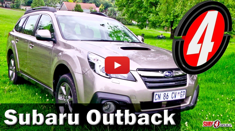 Subaru Outback 2.0D Premium (2013): Video Review – Surf4cars