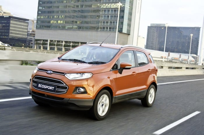 Ford EcoSport Motion - Surf4cars
