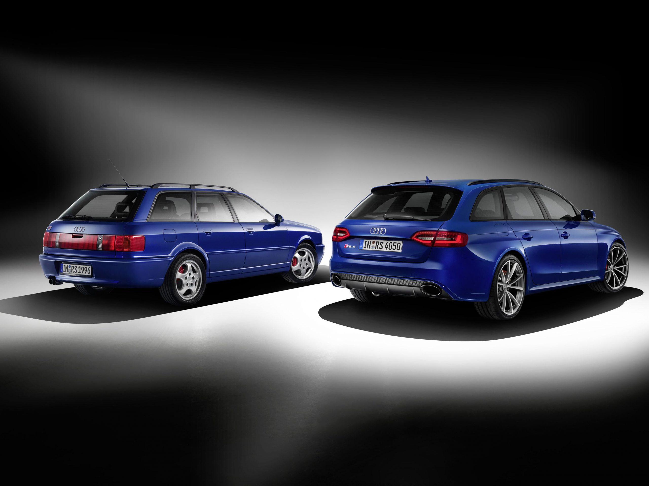 Special Audi RS4 Sparks Nostalgia: Latest News