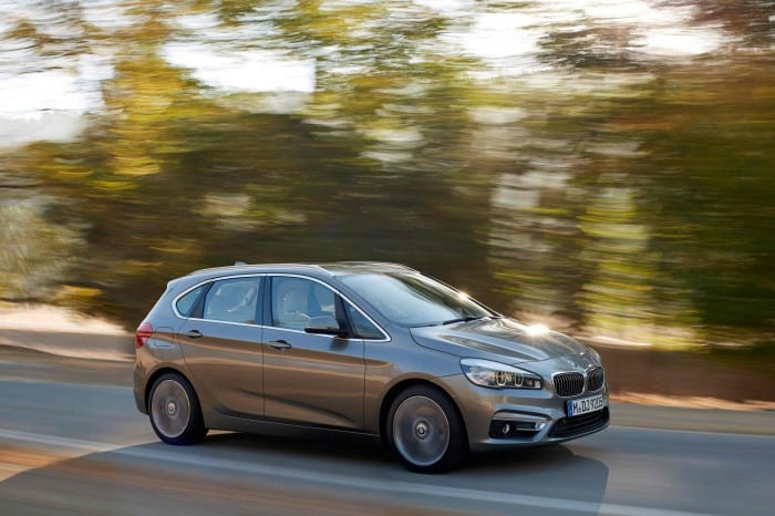 BMW 2-Series Active Tourer Right - Surf4cars