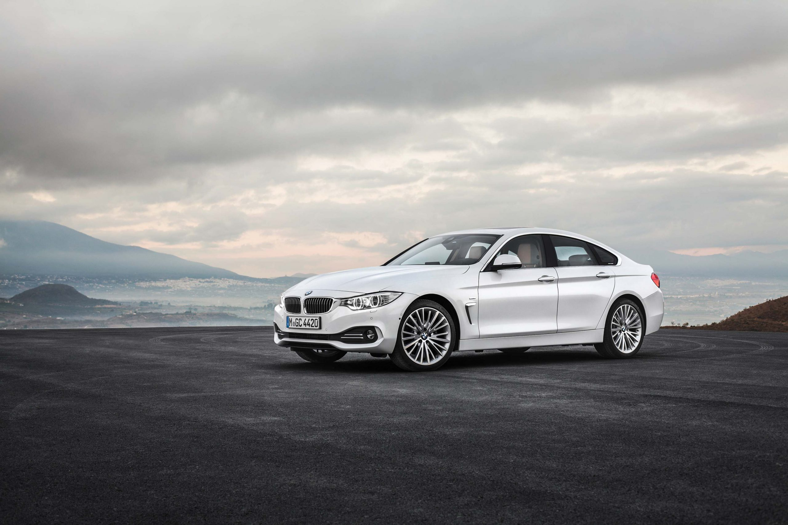 BMW 4-Series Gran Coupe Unveiled: Latest News