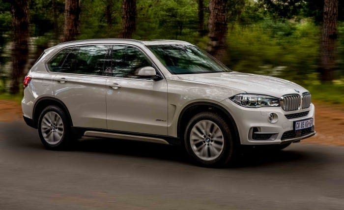 BMW X5 Motion 2014 - Surf4cars