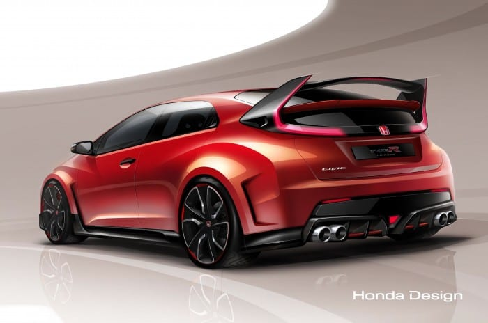 Honda Civic Type R - Surf4cars