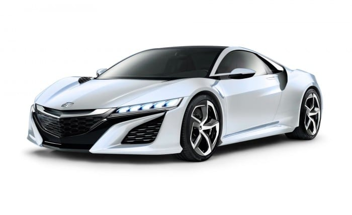 Honda NSX - Surf4cars