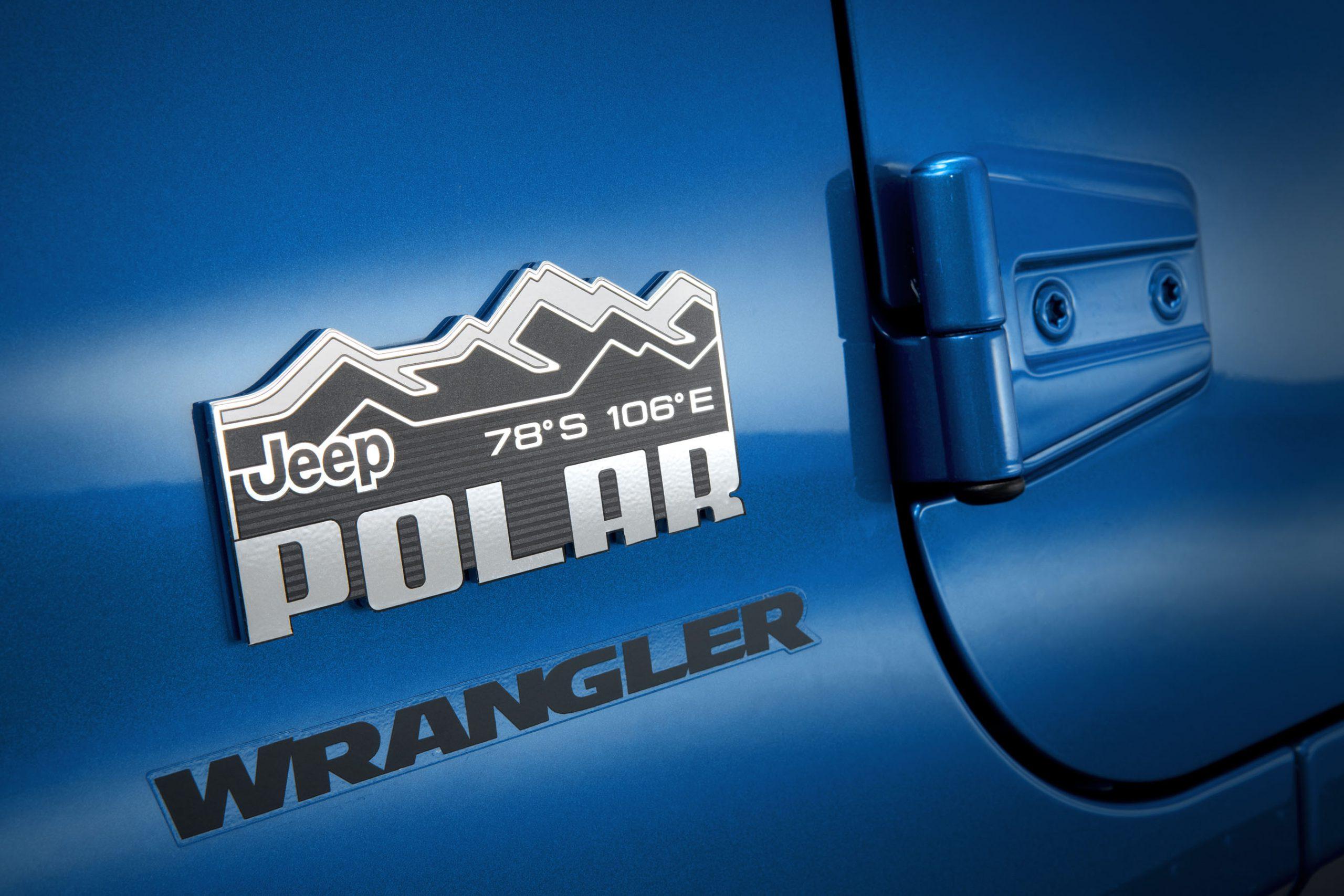 Jeep Launches Cool Polar Wrangler: Latest News