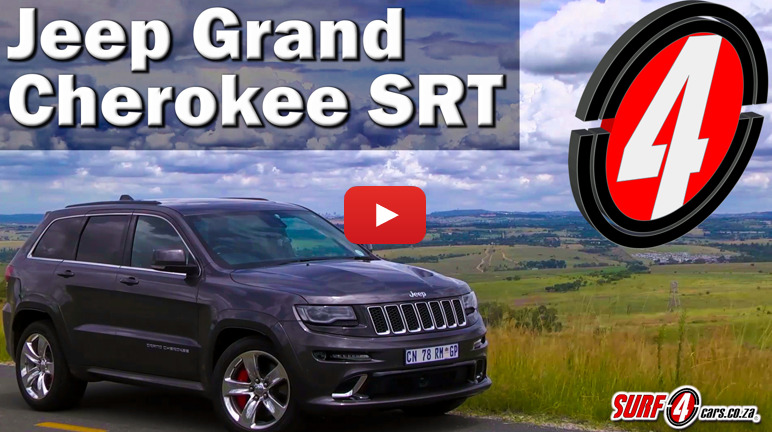 Jeep Grand Cherokee SRT (2014): Video Review