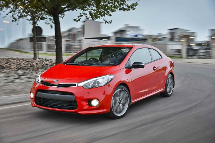 Kia Cerato Koup Circle - Surf4cars