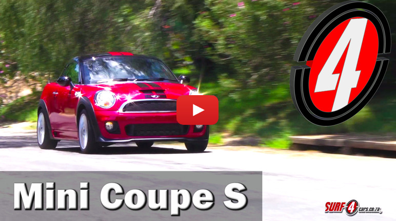 Mini Coupe S (2012): Video Review