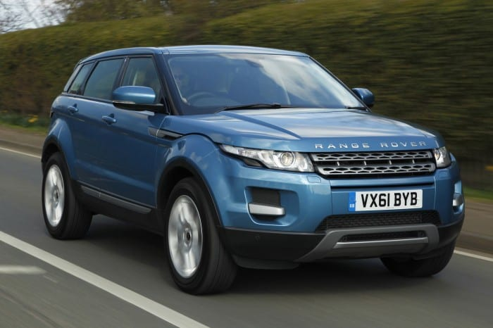 Range Rover Evoque Motion - Surf4cars