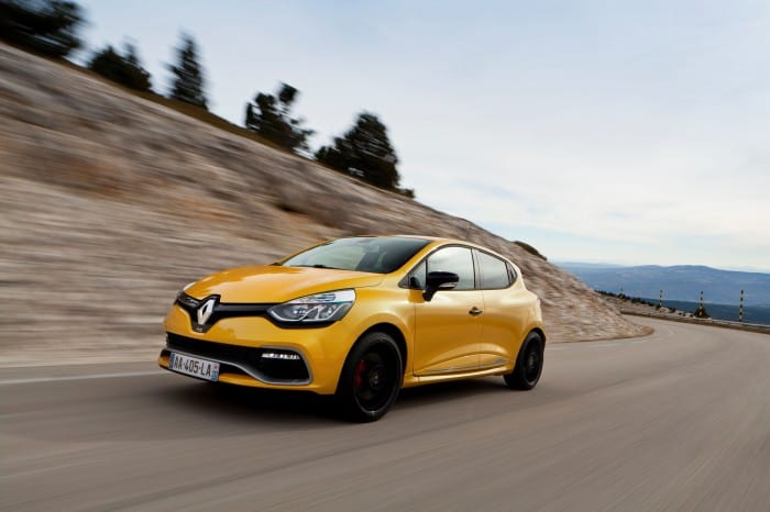 Renault Clio RS Motion - Surf4cars