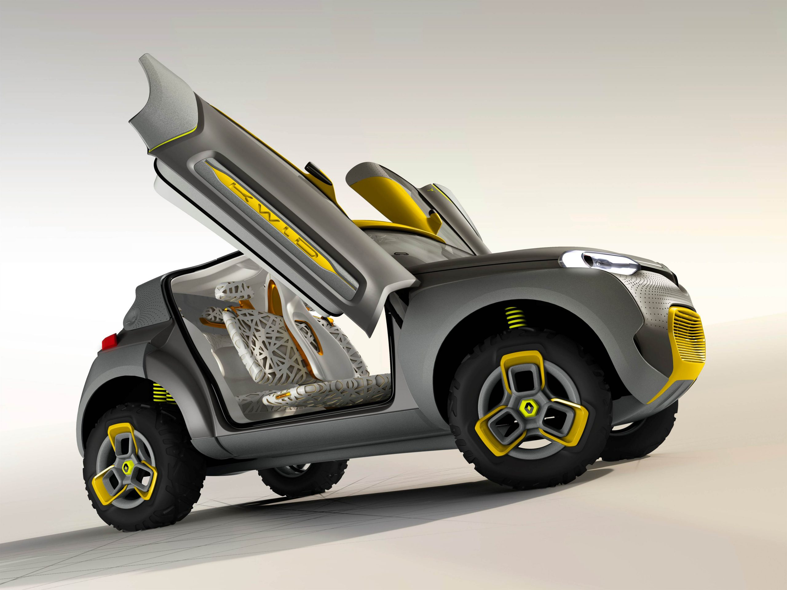 Quirky KWID Concept From Renault: Latest News