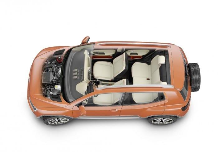 Volkswagen Taigun Aerial View - Surf4cars