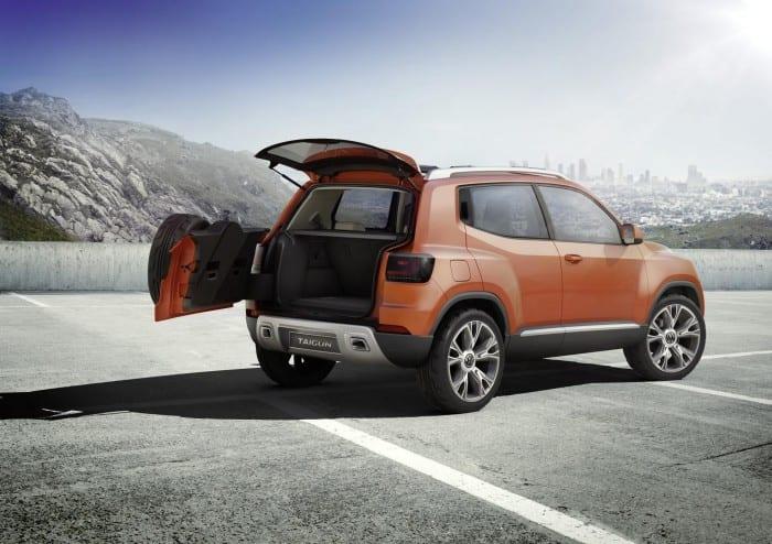 Volkswagen Taigun Doors - Surf4cars
