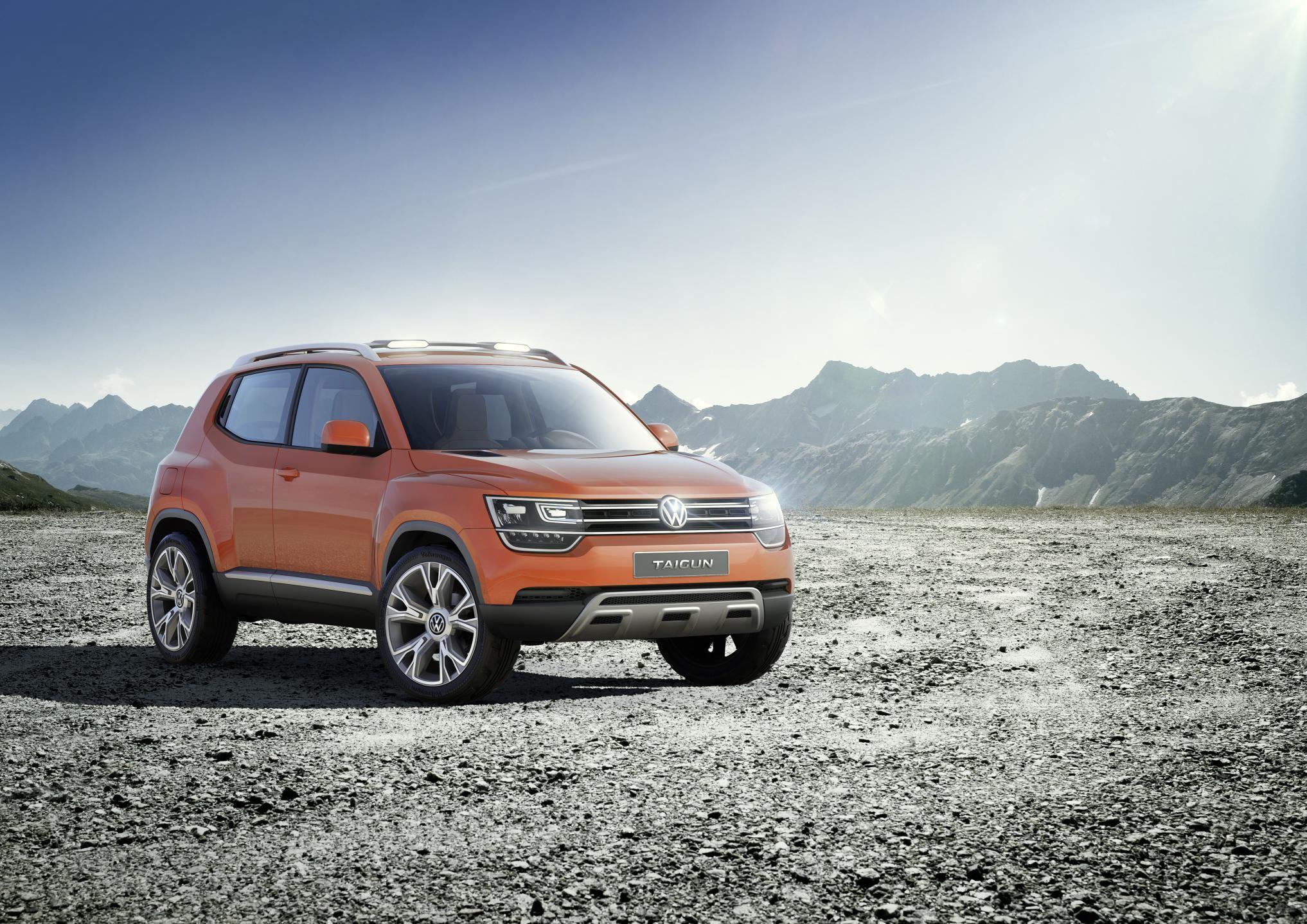 Volkswagen Taigun Almost Ready: Latest News