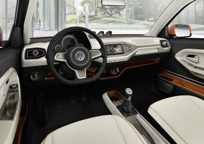 Volkswagen Taigun Interior - Surf4cars