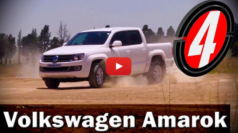 Volkswagen Amarok 2.0 BiTDI (2014): Video Review