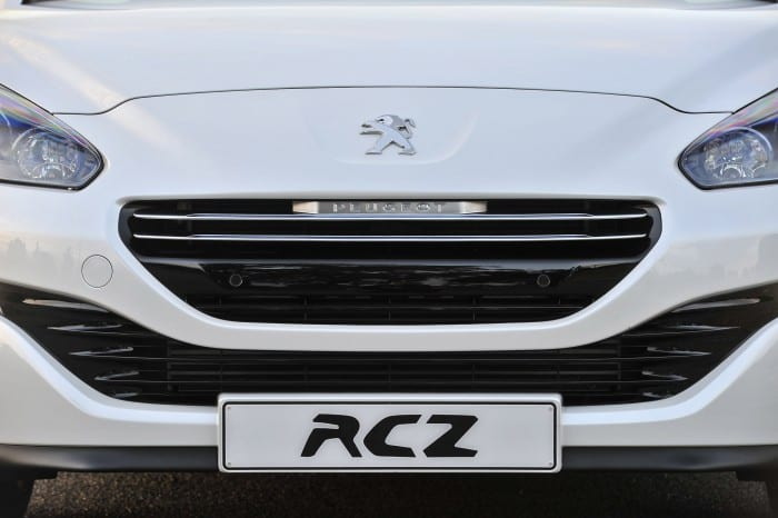 Peugeot RCZ Close - Surf4cars