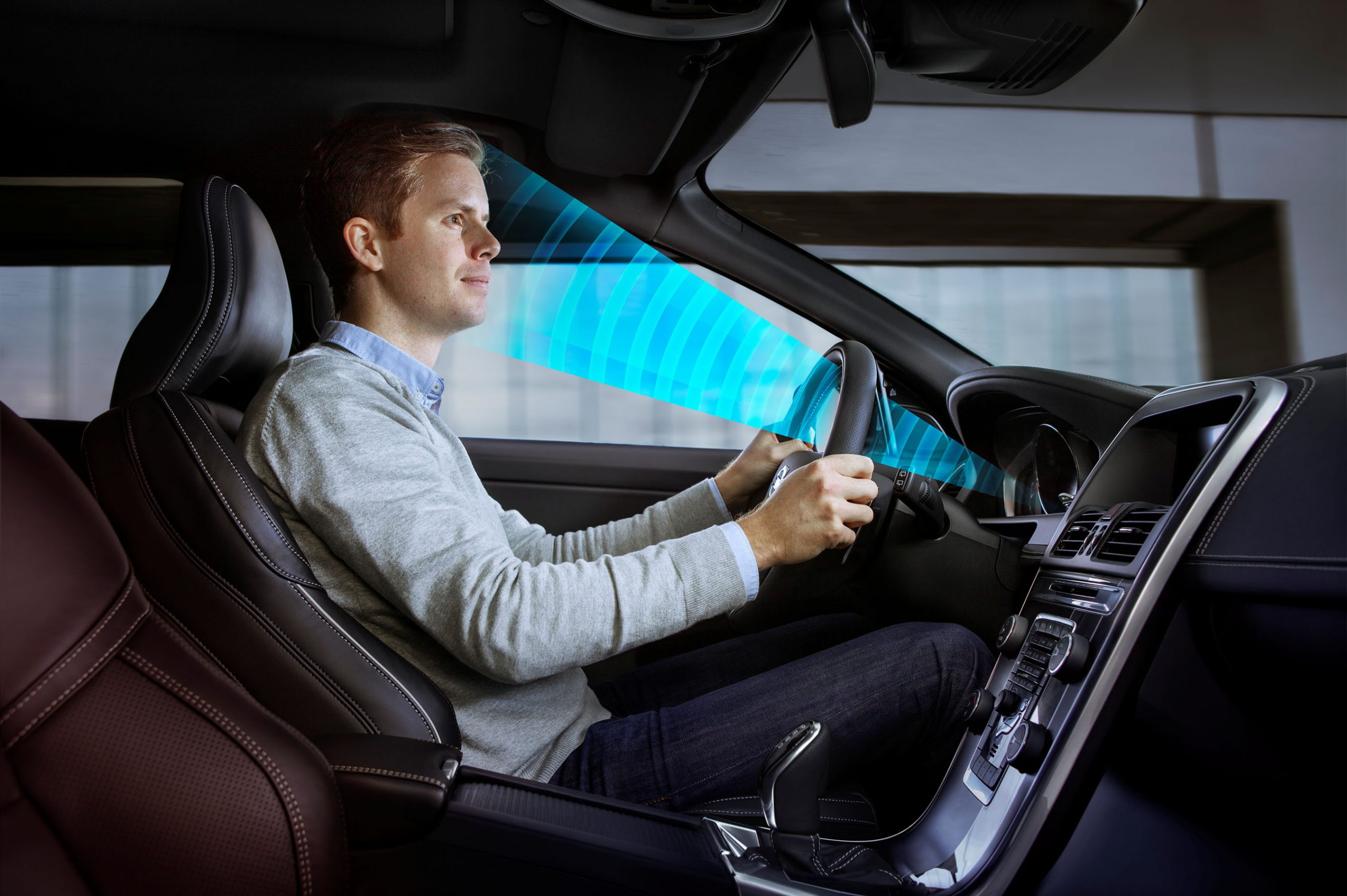 Volvo Cars That See Into Your Eyes: Latest News