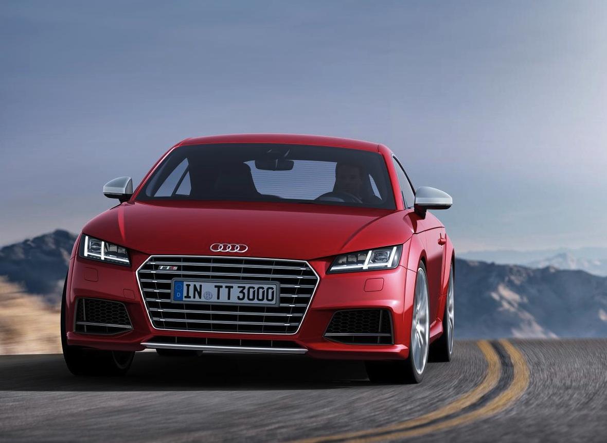 New Audi TTS Debuts: Latest News