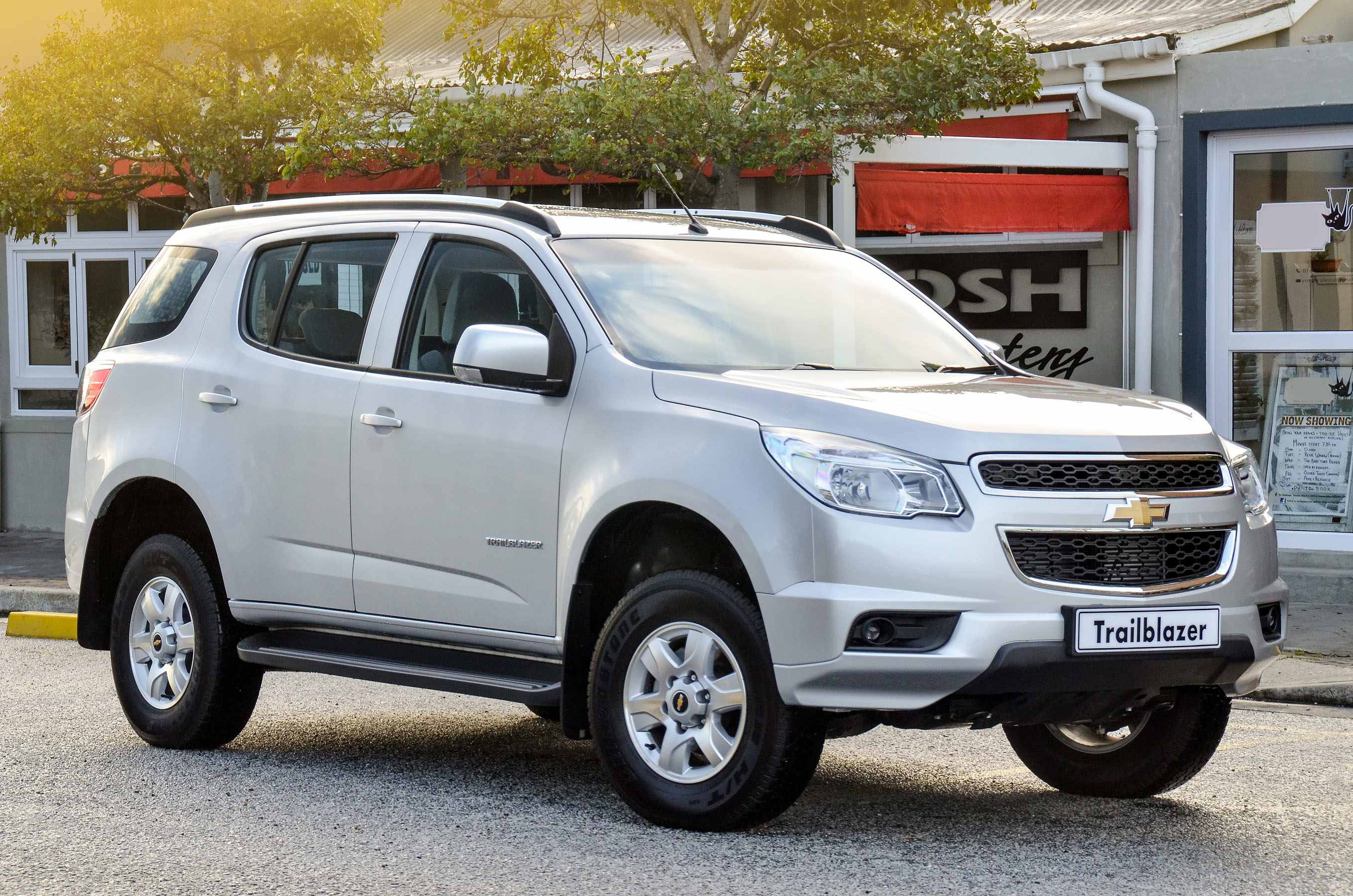 Chevrolet Trailblazer Updated Latest News Surf4cars Co