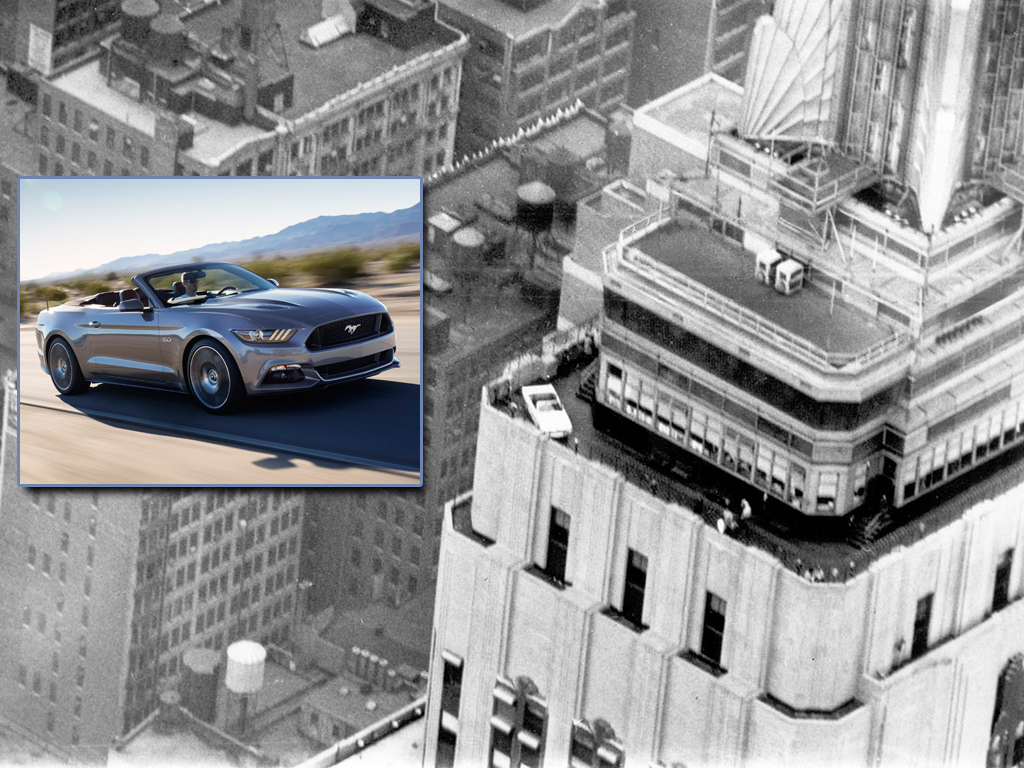 Mustang To Celebrate At Empire State: Latest News