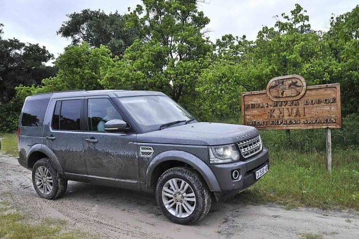 Land Rover Discovery Side - Surf4cars