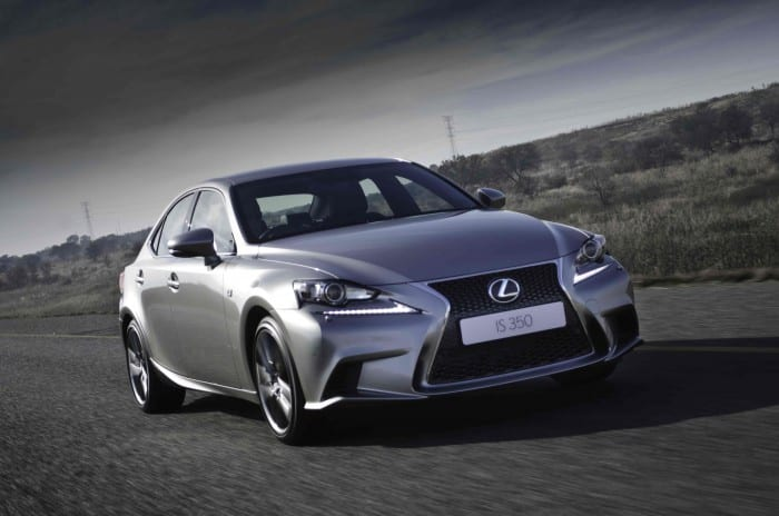 Lexus IS Motion - Surf4cars