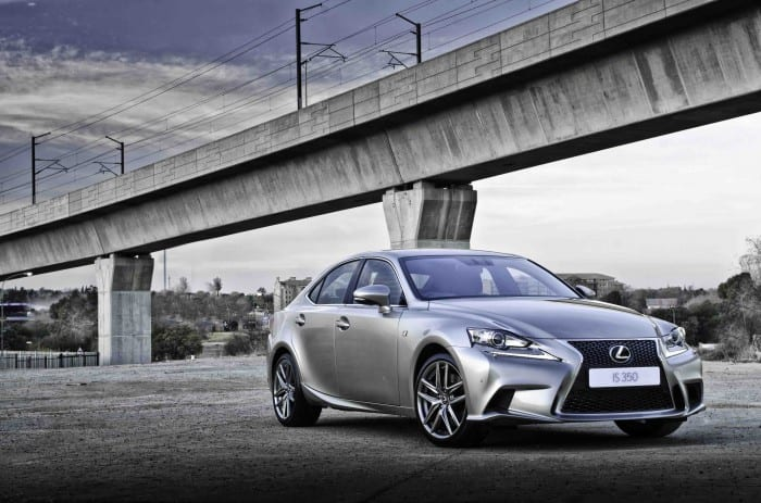 Lexus IS Right Static - Surf4cars
